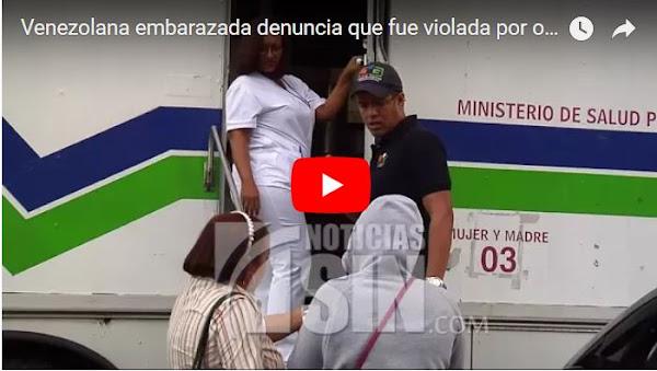 Caraqueña embarazada fue violada por 8 hombres en República Dominicana