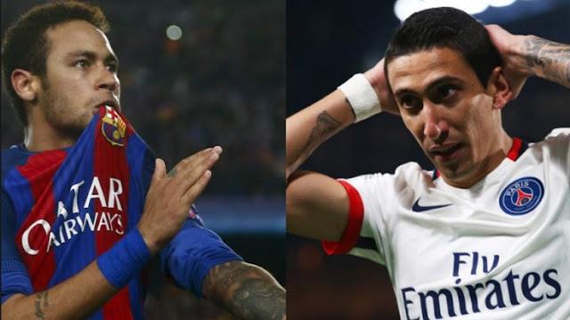 El PSG ofrecería a Di María para rebajar el precio de Neymar