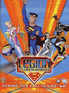 Legion Of Super Heroes (2006-2008) TV Series ταινιες online seires xrysoi greek subs