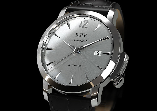 RSW La Neuveville Watch