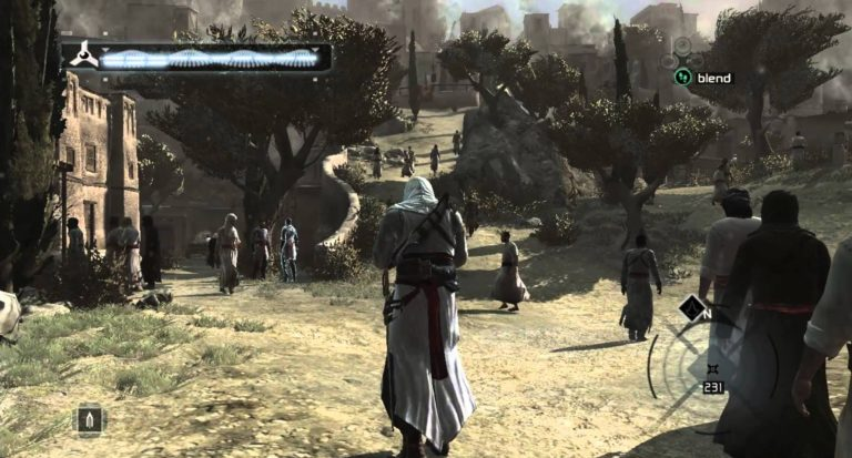Assassin's Creed 1 Full PC Game Download
