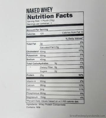 CUCB Goals & No-Bake Protein Confetti Mug Cake-nakednutritionwhey