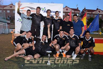 Maratón Fútbol-7 Aranjuez