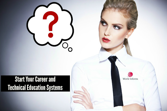 Start Your Career and Technical Education Systems