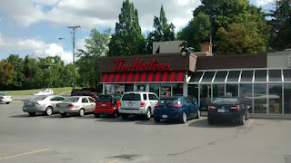 Tim Hortons on Bank Street at Heron Road