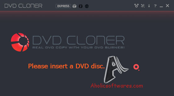 DVD Cloner is a powerful DVD/Blu-ray (copy/burn/conversion) Software and lets you easily clone DVDs preserving the quality of the original ones.