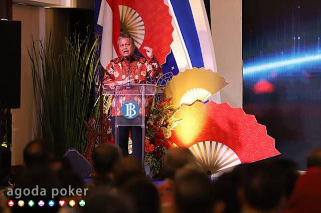 BANDARQ TERBAIK – Gubernur BI Optimistis Prospek Ekonomi Indonesia 2019 Tetap Baik