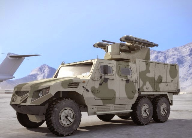 MBDA and NIMR Automotive LLC unveil new Hafeet ADV air