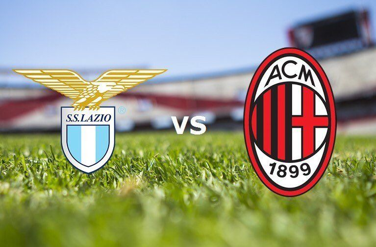 Rojadirecta LAZIO-MILAN Video Streaming Gratis: info orario Diretta TV e dove vederla