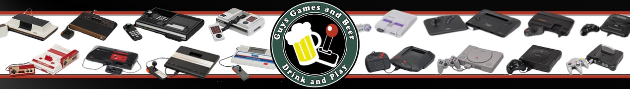 Guys Games and Beer
