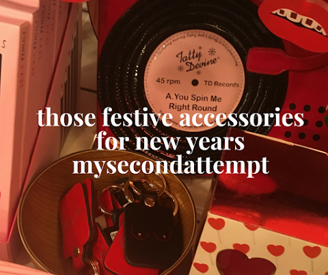 The Festive Accessories For The New Year
