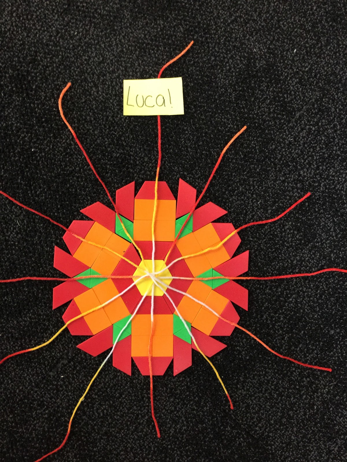 Year 3 4 Middle Learning Community Year 4 Maths Symmetry