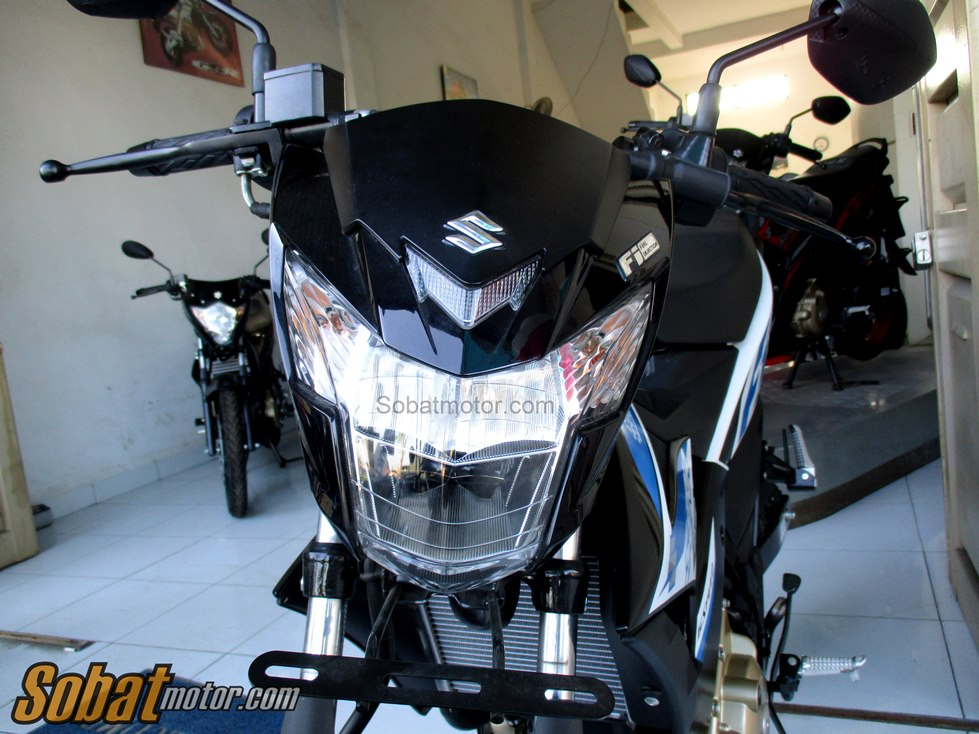 Beberapa kelemahan Suzuki Satria F150 Injeksi menurut Sobatmotor.com . .