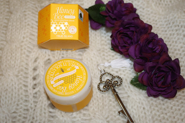 Miodowy krem do twarzy od [JOLSE] - Hope Girl Honey Bee Venom Multi Solution Cream