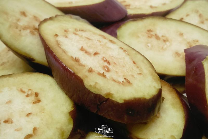 Terung Crunchy Mozarella Recipe Terung