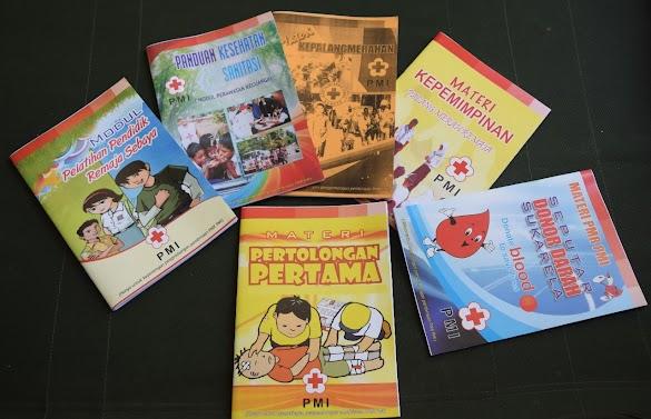 Download Buku Panduan PMR Format PDF untuk Mula Madya dan Wira