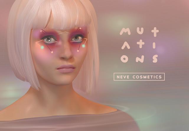 Neve Cosmetics Mutations