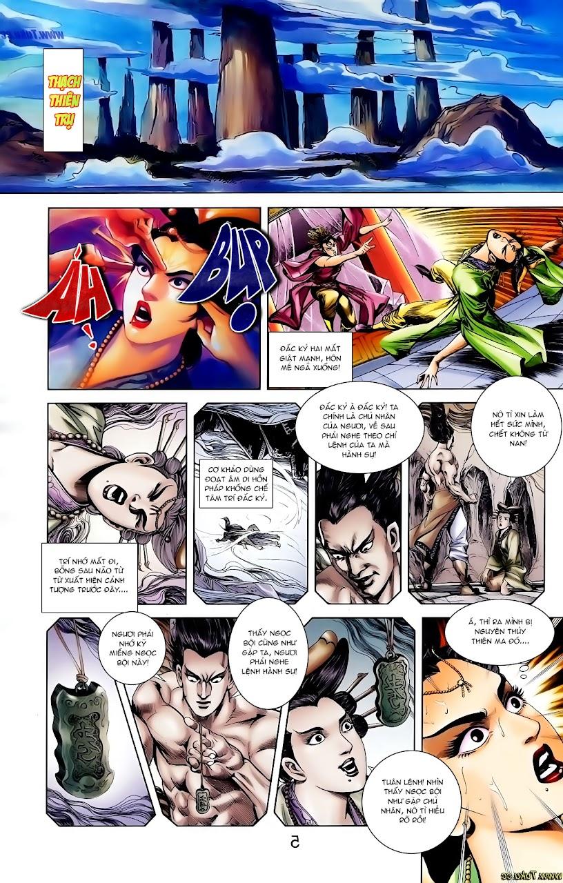 Cơ Phát Khai Chu Bản chapter 112 trang 13