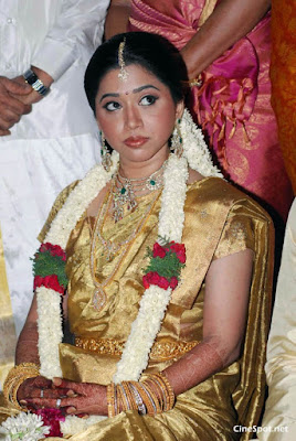 Aarthi-Marriage-look