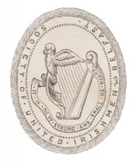 The Society of United Irishmen's symbol  (Co. Kildare Federation of Local History Groups)
