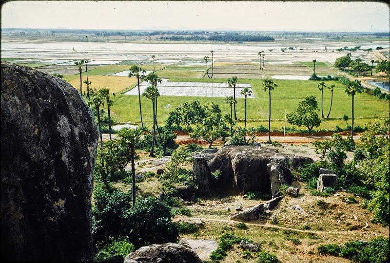 Māmallapuram (Mahabalipuram) Panoramas, Tamil Nadu - c1950-60's