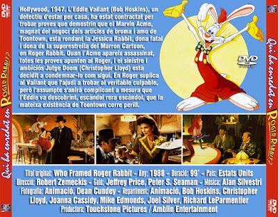 Qui ha enredat en Roger Rabbit? - [1988]