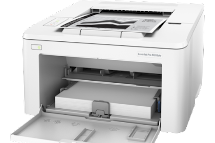 Download HP LaserJet Pro M203dw Drivers