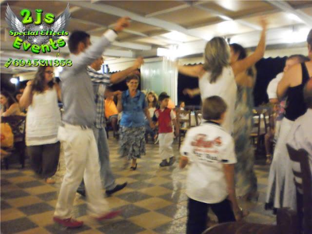 DJ ΒΑΠΤΙΣΗ ΣΥΡΟΣ SYROS2JS EVENTS