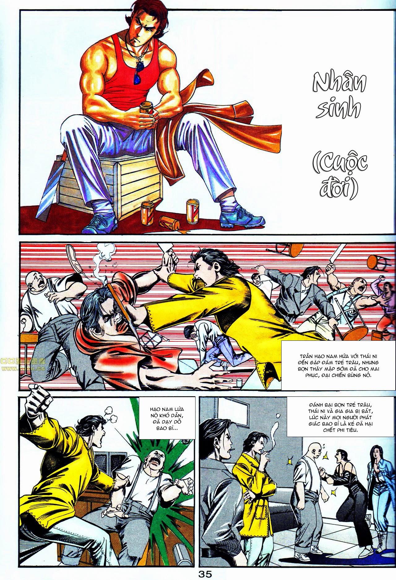 Người Trong Giang Hồ chapter 112: nhân sinh trang 6