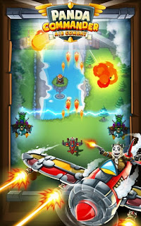 Air Fighter Airplane Shooting Mod Versi 1.4 Apk Full