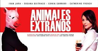ANIMALES EXTRAÑOS (TEATRO) 1