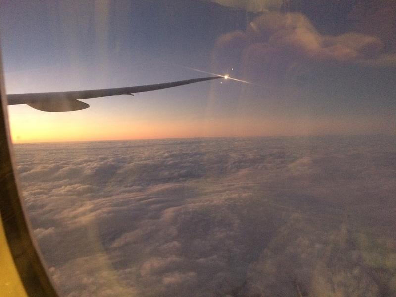 PHILIPPINES : Avion du retour.. / www.by-laura.fr