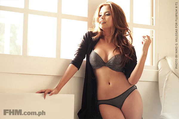 rizza diaz sexy fhm bikini pics 03