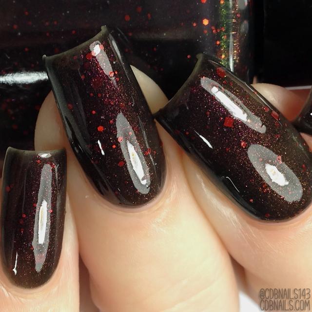 Colores de Carol-Dracula's Fangs