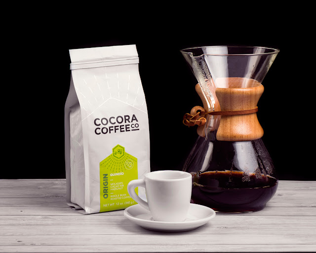 cafe-cocora-packaging-logotipo-identidad-de-marca