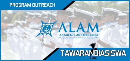 Pengambilan Kadet Akademi Laut Malaysia ALAM Cadetship