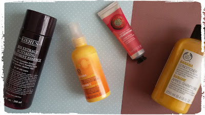 kiehls the body shop