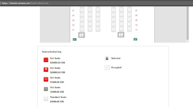 Inilah Cara Self Check-In Pesawat Air Asia Melalui Web
