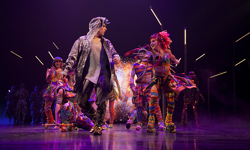 "Review of Cirque Du Soleil's ""Volta."""
