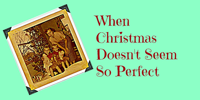 Guess I'm Growing Up - I realize that Christmas is wonderful because of my Savior