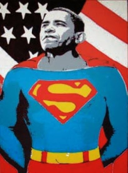 The Man From Krypton I Was Born On Krypton Obama Is