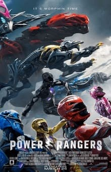 Power Rangers Filmes Torrent Download capa