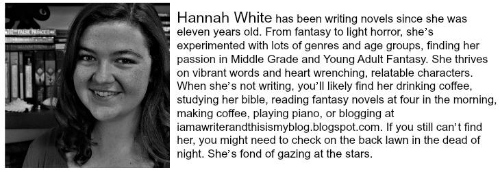 hannah white's bio image