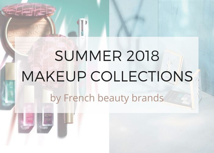 #FrenchFriday : Summer 2018 Makeup Collections Roundup Part II - Chanel, Guerlain, Lancome, Givenchy