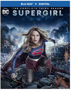 Supergirl Seasn 3 Blu-Ray