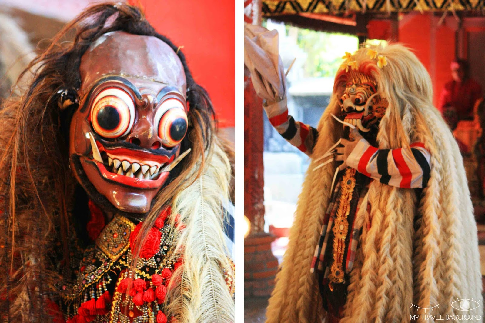 My Travel Background : 6 choses à faire à Ubud, au centre de Bali - Dance du Barong