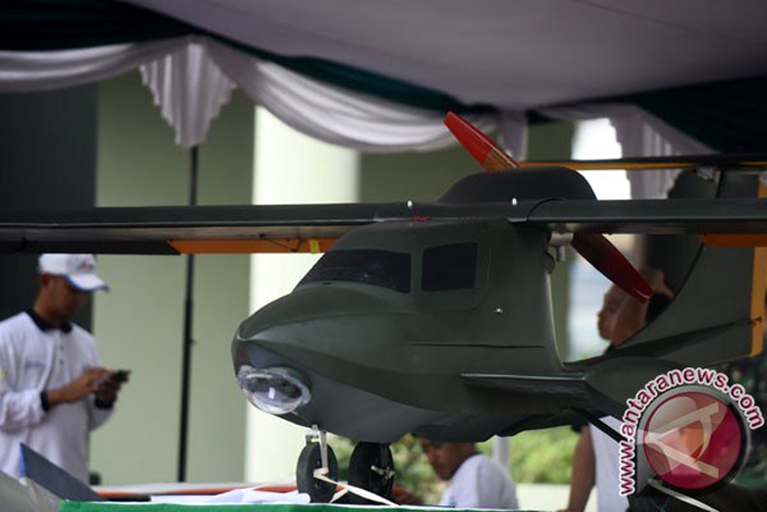 Drone Untuk Patroli Topografi