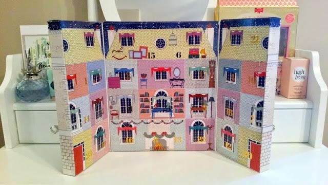 Beauty | Ciate London Mini Mani Manor Calendar 2014
