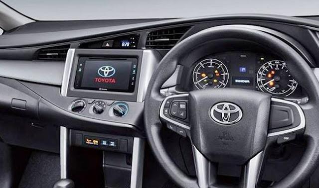 2018 Toyota Innova Engine Specs