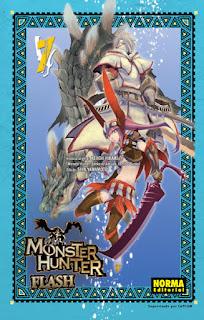 http://www.nuevavalquirias.com/monster-hunter-flash-todos-los-mangas-comprar.html
